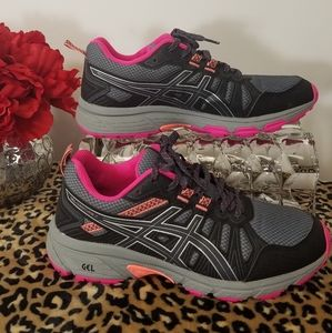 Asics Shoes Sneakers Gel Venture 7 Size 7